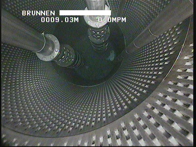 Brunnen TV, Kamerabefahrung